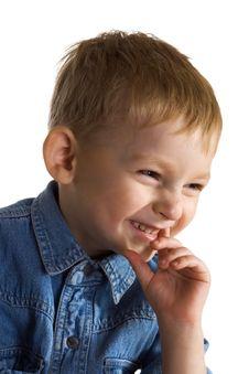 Free Fun Kid Royalty Free Stock Photos - 3527568