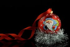 Free Christmas Tree Ball Stock Photo - 3527610