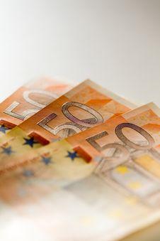 Free European Money Royalty Free Stock Photo - 3527995