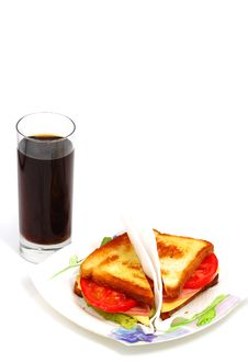 Free Toast Sandwich Stock Photos - 3528073