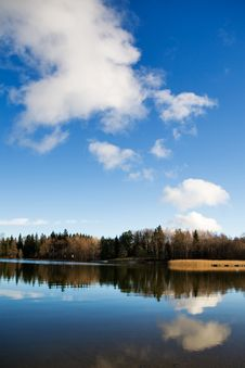 Free Autumn Landscape Stock Image - 3528081