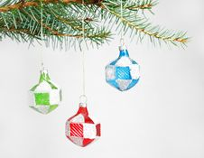 Free Christmas Decorations Stock Photography - 3529652