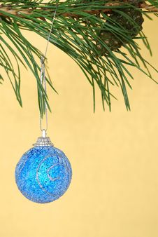 Free Christmas Decorations Stock Images - 3529694