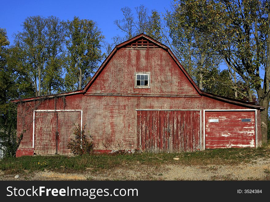 Rural Barn Tennessee