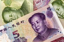 Free Set Of Chinese Currency Money Yuan Royalty Free Stock Photo - 35206135
