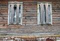 Free Abandoned Farmhouse Royalty Free Stock Photos - 35211618