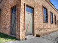 Free Brick Building Royalty Free Stock Photography - 35217407