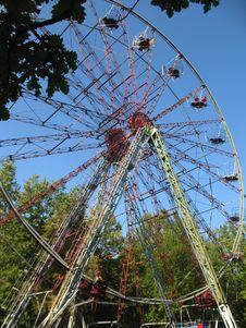 Free Ferris Wheel Stock Image - 35213671