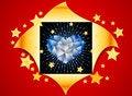 Free Crystal Heart Royalty Free Stock Photo - 35224445