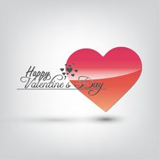 Free Valentine S Day Background. Royalty Free Stock Photo - 35227185