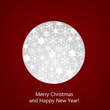 Free Abstract Christmas Ball Royalty Free Stock Image - 35227606