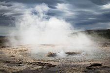 Free Hot Spring Iceland Stock Image - 35229171