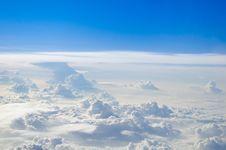Free Blue Sky Stock Image - 35229761