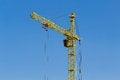 Free Lifting Crane Stock Photography - 35234722