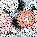 Free Abstract Floral Pattern Stock Photography - 35236372