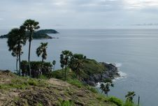 Free Cape Of Phuket,Thailand Royalty Free Stock Image - 35230116