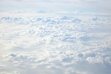Free Clouds Royalty Free Stock Images - 35230269