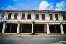 Free Old Building Sino Portuguese Style Stock Photos - 35230303
