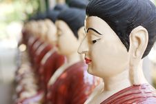 Free Sculpture Buddha Stock Image - 35233031