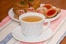 Free Morning Tea Stock Photo - 35237200