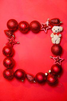Free Christmas Background Stock Photos - 35239953