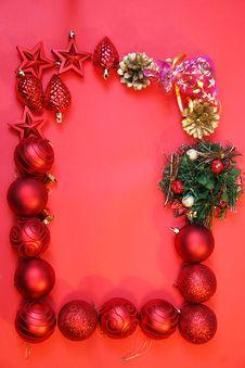 Free Christmas Background Royalty Free Stock Photo - 35239965