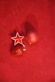 Free Christmas Background Stock Images - 35239984