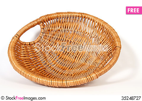 Free Basket Royalty Free Stock Photography - 35248727