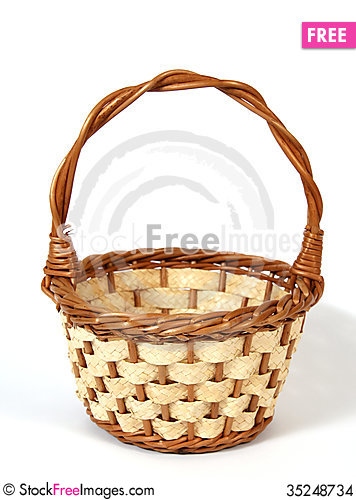 Free Basket Stock Images - 35248734