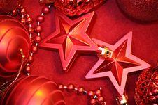 Free Christmas Star Stock Photo - 35240010