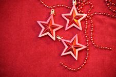 Free Christmas Star Stock Images - 35240024