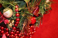 Free Christmas Decoration Stock Photo - 35240030