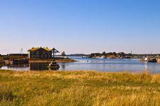 Free Solovetsky Island Royalty Free Stock Image - 35241246