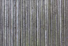Gray Fence Royalty Free Stock Photos