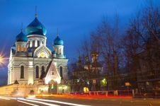 Free Russia, St. Nicholas Monastery. Royalty Free Stock Image - 35245976