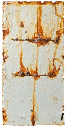 Free Rusty Metal Plate Stock Photo - 35249230