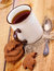 Free Tea And Cookies Stock Photos - 35248973