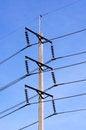 Free Electricity Post Stock Photos - 35256863