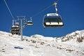 Free Ski Lift Stock Photos - 35256913