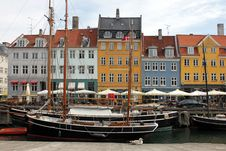 Free Copenhagen, Nyhavn Royalty Free Stock Photography - 35250097
