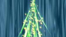 Free Christmas Tree CG Royalty Free Stock Photography - 35250327