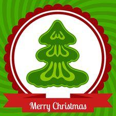 Free Christmas Web Banner Design Stock Image - 35250901