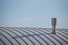 Free Modern Chimney Stock Photography - 35252402