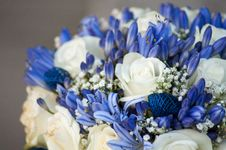 Free Flower Bouquet Royalty Free Stock Image - 35255266