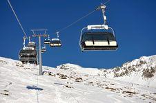 Ski Lift Stock Photos