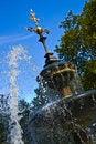 Free New York City Fontana Cross Royalty Free Stock Photo - 35266685