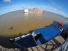 Free Amazon River Stock Photography - 35261512