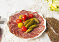 Free Lithuanian Kindziuk On The Holiday Table 1 Stock Photography - 35270332