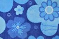 Free Blue Flower Wallpaper Royalty Free Stock Photos - 35273878