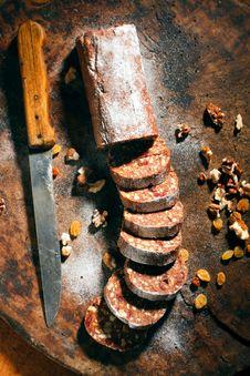 Free Sweet Sausage Royalty Free Stock Image - 35274896